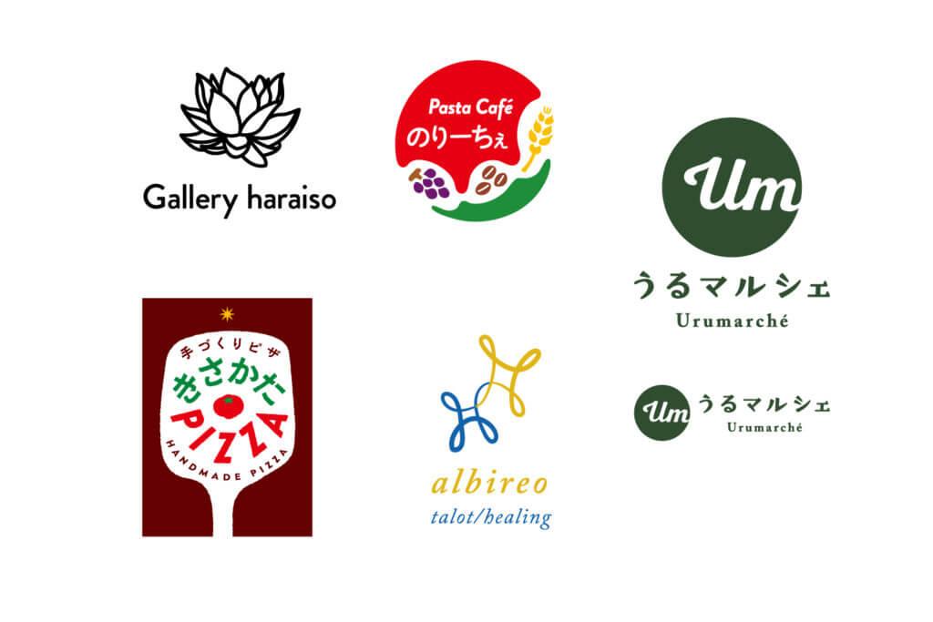 monobox実績「店舗のロゴデザイン」