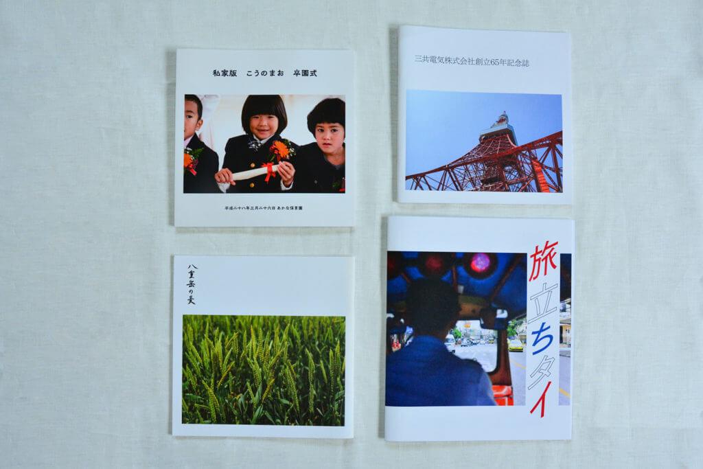 monoboxの実績「オリジナルアルバム」のイメージ