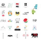 monobox実績「ロゴデザイン」集合