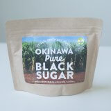 OKINAWA Pure BLACK SUGARのパッケージ
